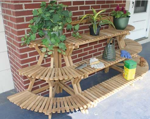 Patios in Bloom Teak Outdoor Furniture